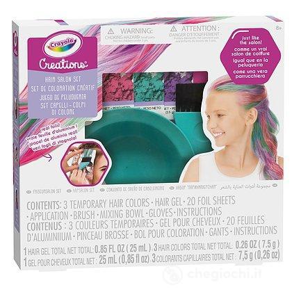 Set Colpi Di Colore capelli (04-0467)