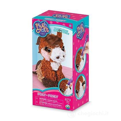 Plushcraft Pony 3D (74678)