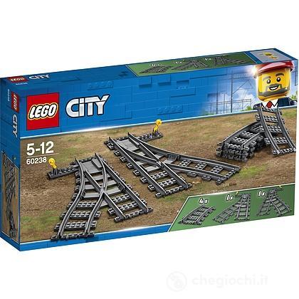 Scambi Treno - Lego City (60238)
