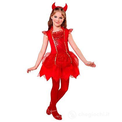 Costume Diavolessa 11-13 anni