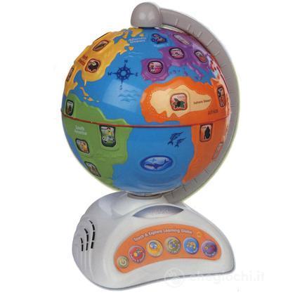 "Geo-Impara - ""Mappamondo Touch"""