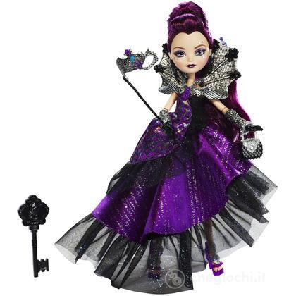 Raven Queen - Ever After High Festa del trono (CBT89)