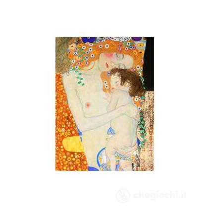 Klimt: Le tre età della donna 1000 pezzi