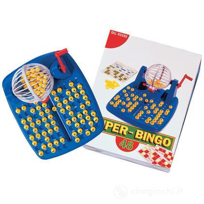 Super Bingo 48 cartelle