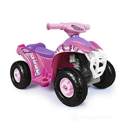Feber Racing Girl Quad Elettrico 6V
