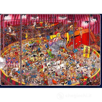 Comic 1000 Pezzi- Il Circo (01470)