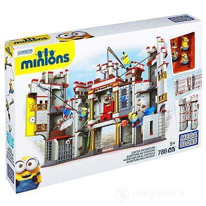 Il castello delle avventure Minions (CNT39)