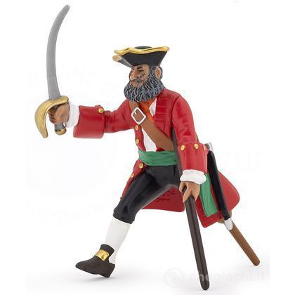 Capitano gamba di legno rosso (39471)