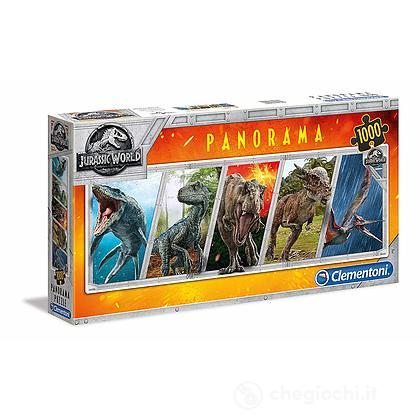 Puzzle 1000 Panorama Jurassic World (39471)