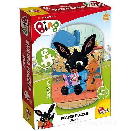 Bing Puzzle 12 Friends (74730)