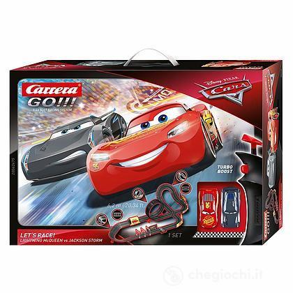 Pista Disney Cars 3 - Let's Race! (20062475)