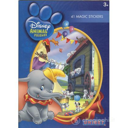 Magic Stickers - Disney animal friends