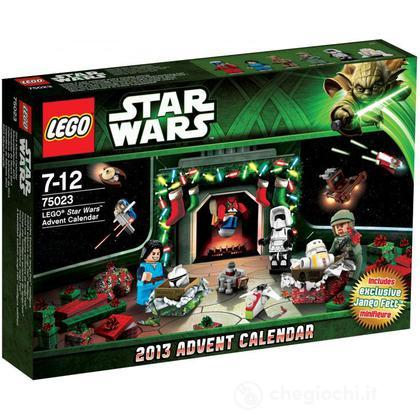 Calendario dell'Avvento - Lego Star Wars (75023)