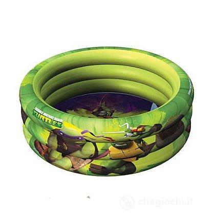 Turtles Piscina 3 anelli