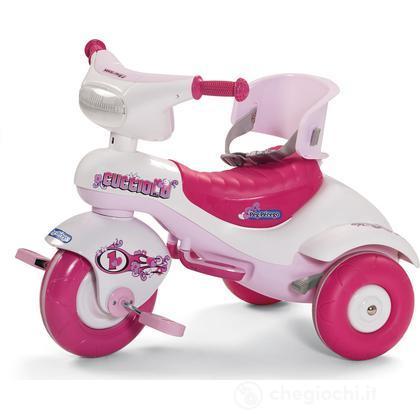 Triciclo Cucciolo Girl