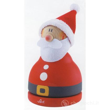 Carillon ball Babbo Natale