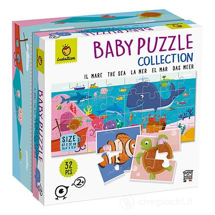 Il mare. Baby puzzle collection (7477)