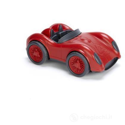 Auto da corsa rossa