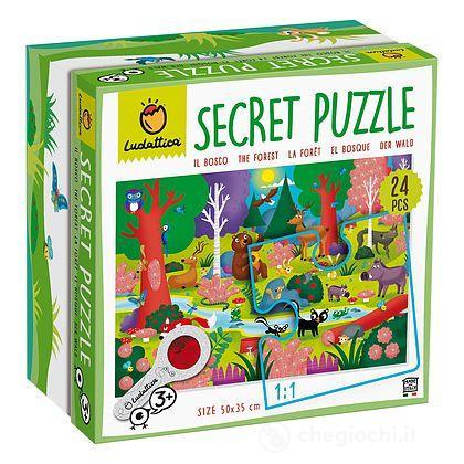 Il bosco. Secret puzzle (7478)