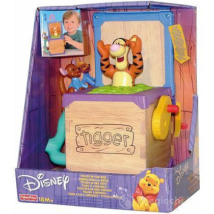 Mattel Tigro a Sorpresa