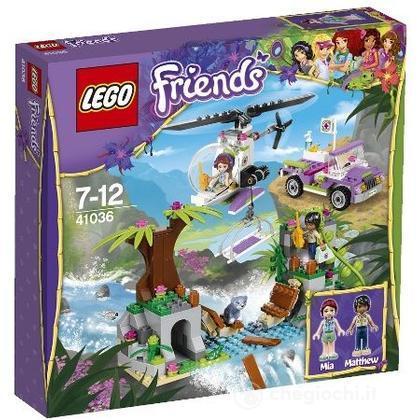 Salvataggio al ponte della giungla - Lego Friends (41036)