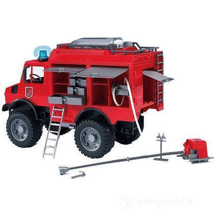 Fuoristrada dei vigili del fuoco (2480)