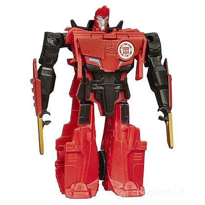 Transformers Rid One Step Changer Sideswipe