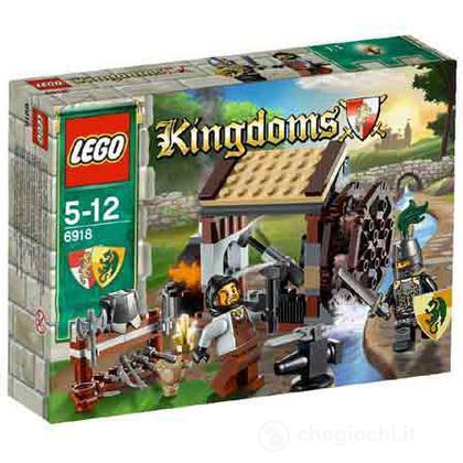 LEGO Kingdoms - Attacco all'officina del maniscalco (6918)