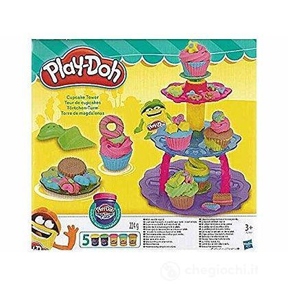 Play-DohTorre dei Cupcake (A5144EU4)