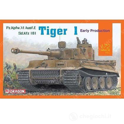 Carro Armato TIGER I EARLY PRODUCTION 1/72 (DR7482)