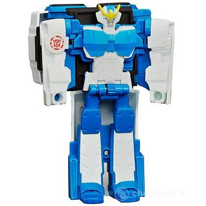 Transformers Rid One Step Changer Strongarm
