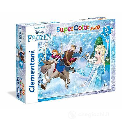 Frozen: Two Sisters, One Heart Maxi 24 pezzi (24482)