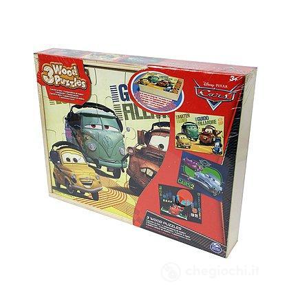 Puzzle Cars in legno (6033125)