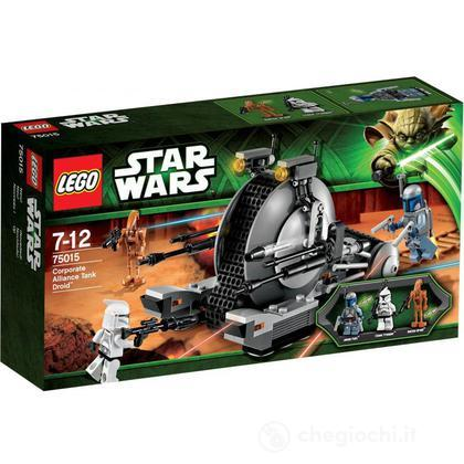Corporate Alliance Tank Droid - Lego Star Wars (75015)