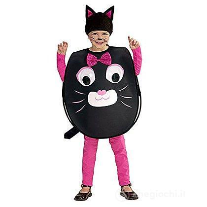 Costume gatto 2-4 anni