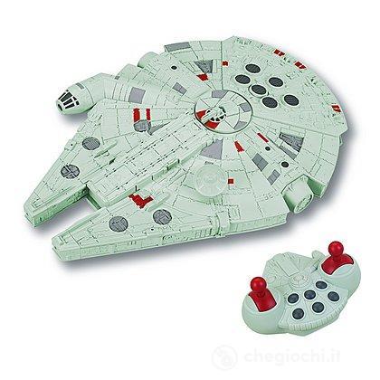 Star Wars Vil Astronave con Radiocomando Millennium Falcon (13405)