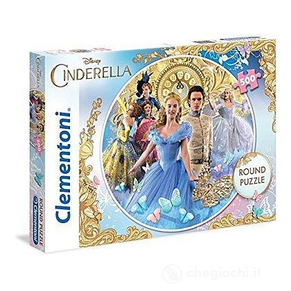 Cinderella Puzzle 500 pezzi Round (30485)