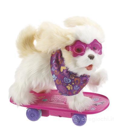 Cagnolino Trixie Skateboard Hasbro Trixie Cagnolino nPwk0O
