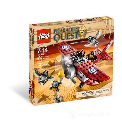 LEGO Pharaohs Quest - L'attacco delle mummie volanti (7307)