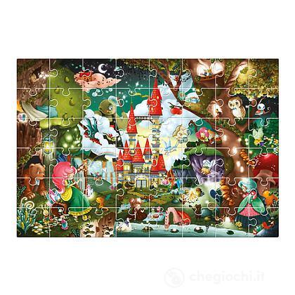 Il castello magico. Giant puzzle (7486)
