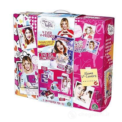 Violetta 4 ever v friends bambole giochi preziosi for Decora la stanza di violetta