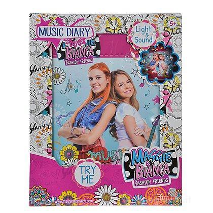 Maggie & Bianca Music Diary (109270021)