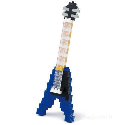 Chitarra Elettrica Blu