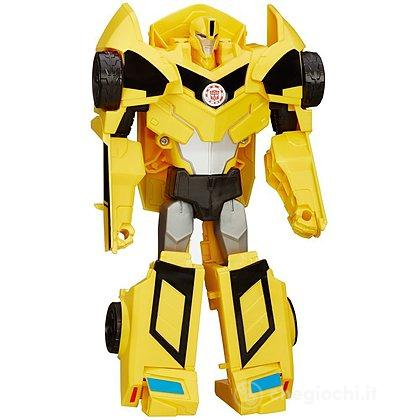 Transformers Rid Hyper Change Bumblebee