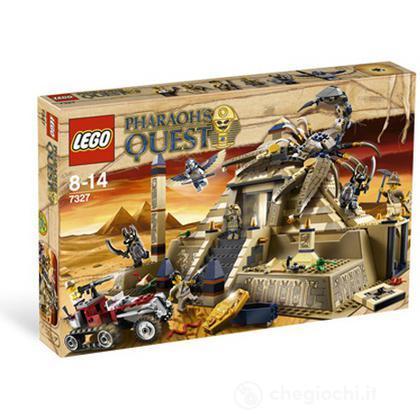 LEGO Pharaohs Quest - La piramide dello scorpione (7327)