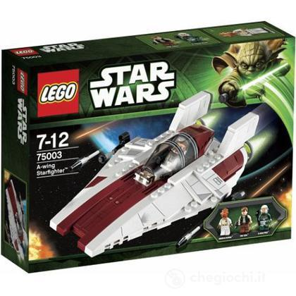 A-wing Starfighter - Lego Star Wars (75003)