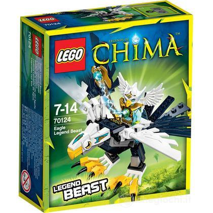 Animale Leggendario Eris - Lego Legends of Chima (70124)