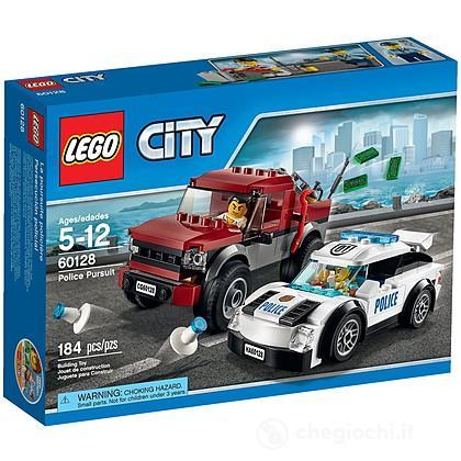 Inseguimento della Polizia - Lego City Police (60128)