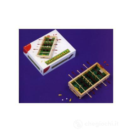 Calcio balilla in legno da tavolo giochi da tavolo dal negro giocattoli - Calcio balilla da tavolo ...