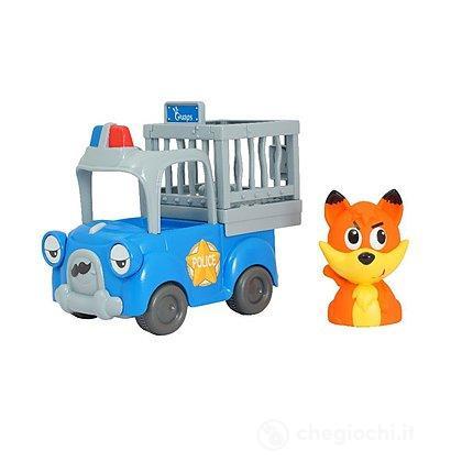 Jojo Auto Polizia con Suoni